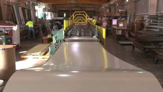 HPM Custom Metal Roofing - How it's Made
