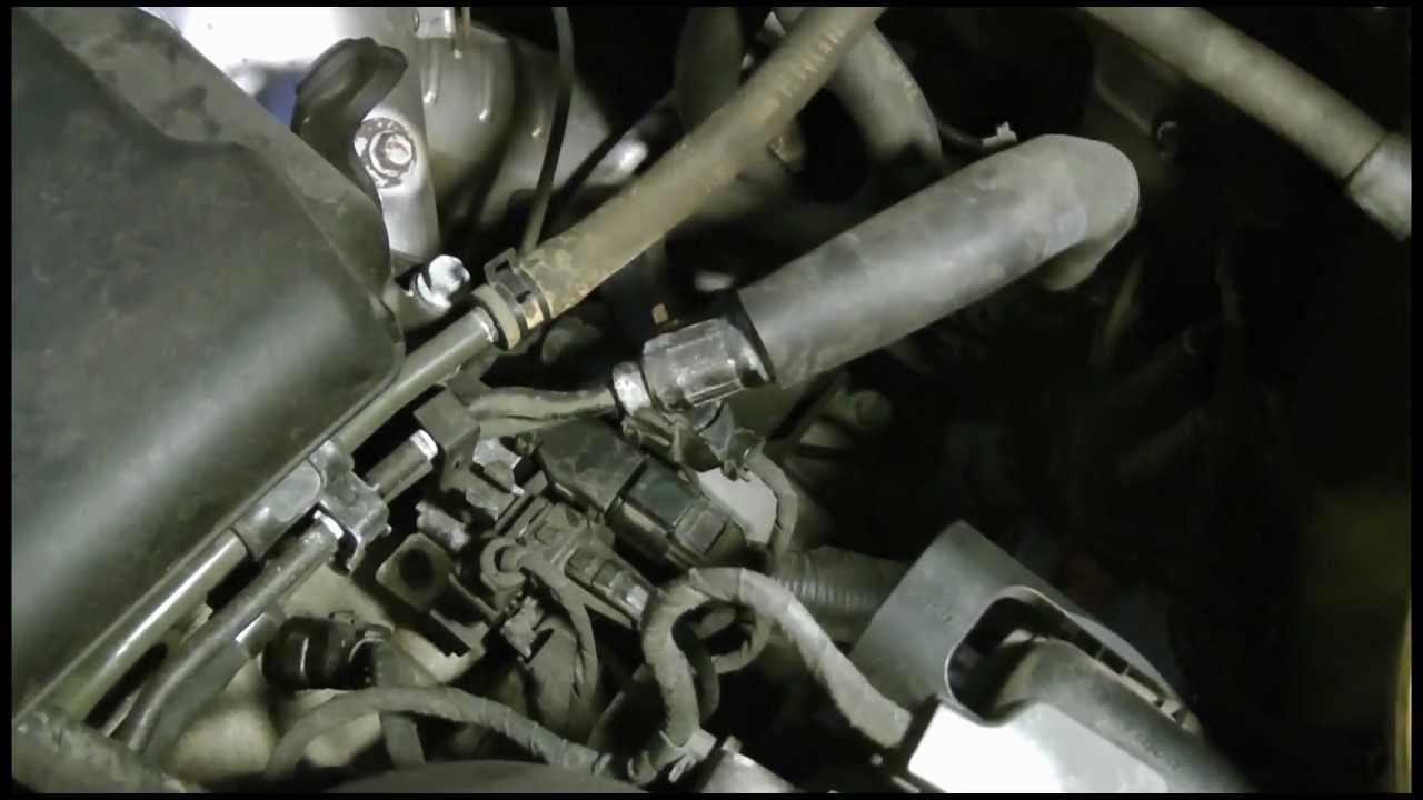 Upper O2 Sensor Replacement 2007 Sonata Mov Youtube