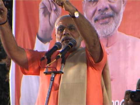 BJP Karyakartas celebrate victory in 2012 Gujarat Vidhan Sabha Elections