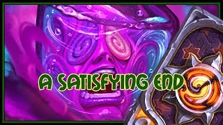 Hearthstone: A satisfying end (combo priest)