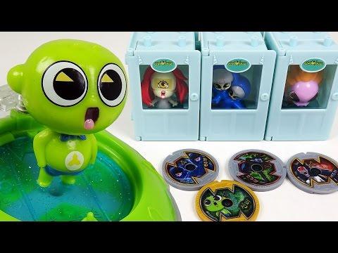 소름끼치는 신비아파트 귀신과 유령!! 뽀로로를 구해줘! (Sinbi apartment toys) - 두두팝토이