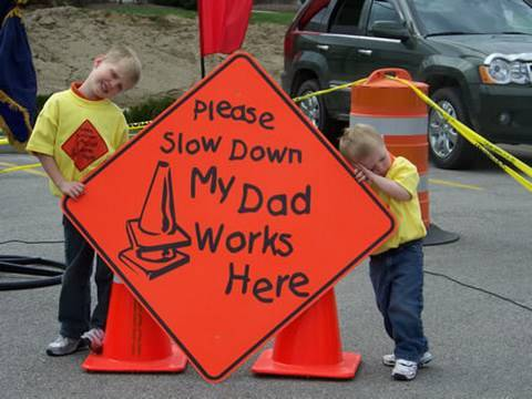 AASHTO | PSA | National Work Zone Awareness Week
