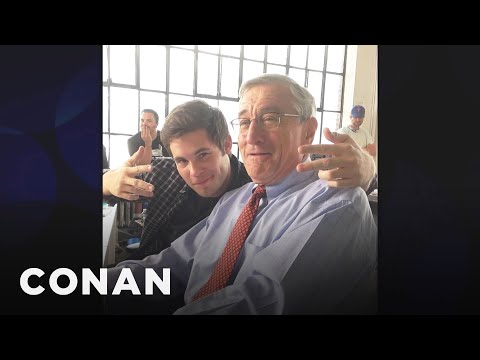Adam DeVine Can't Make Robert DeNiro Laugh