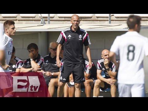 Suspenden Zidane por dirigir al Castilla sin título de técnico/ Gerardo Ruiz
