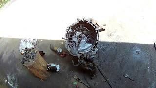 Lanos - Ремонт после криворукого ремонта