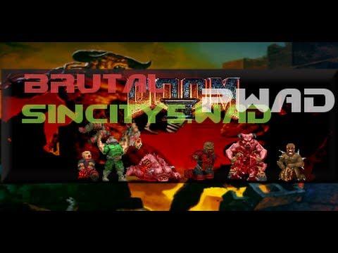 Doom 2: SINCITY5.WAD, MAP01