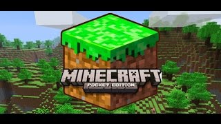 Como Descargar e Instalar Minecraft Pocket Edition Android Full Versión 0.9.5v2