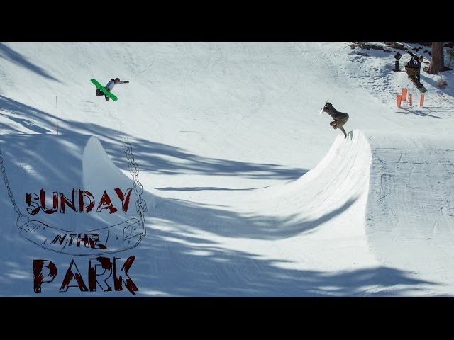 SUNDAY IN THE PARK 2015 EPISODE 5