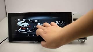 "KiriNavi 10.25"" Android 5.1 Car Audio For Audi Q7/A6 Stereo GPS DVD Player Multimedia BT"