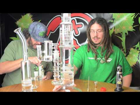 DAB LAB TV - Product Review #43 (M&M Tech Scientific Glass - ARMAGEDDON)