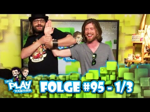 Let's Play Together (News: Tag der Deutschen Einheit, Tetris-Film) 95-1/3