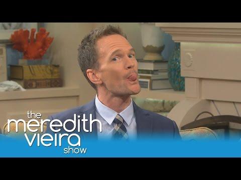 Neil Patrick Harris Reveals His Worst Kiss Ever!  |  The Meredith Vieira Show