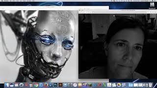 Video 3.1 Expl Tech Cyborg Part 1 - Photoshop CC Tutorial