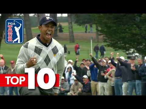 Top-10 all-time shots at TPC Harding Park
