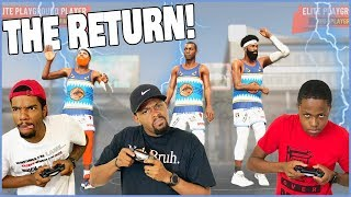 The Return Of The Bums! NO ONE Is Safe! - NBA 2K19 Playground Gameplay