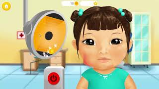 Fun Kids Game - Sweet Baby Girl Kids Hospital 2 - Play Learn Dress Up & Dentist Games