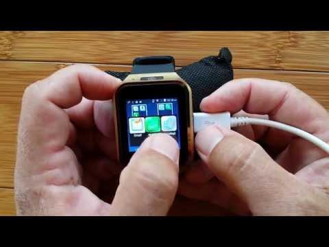 ZGPAX S8 Standalone Smart Watch Phone - App Test Drive