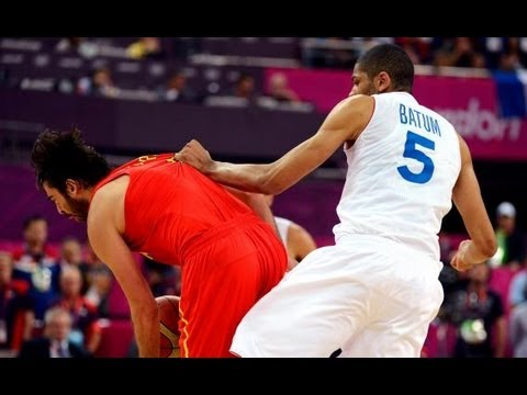 Batum Cheap Shot vs Spain
