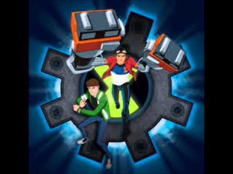 Generator Rex Revolution (theme Song) video