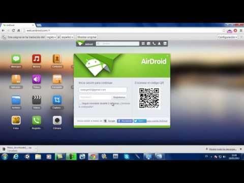 pasar archivos sin cable usb android (facil y rapido) 2013
