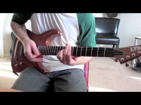 Chevelle - Closure (guitar cover)