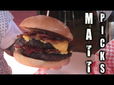 Matt Picks - Heart Attack Grill