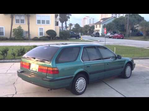 1993 Honda Accord Wagon 94,000 Original Miles CB9 ...