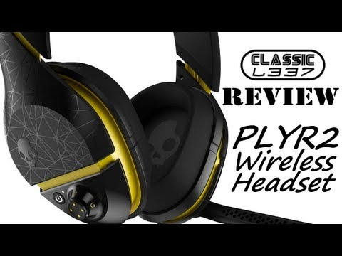 Skullcandy PLYR2 Wireless Headset Review