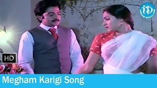 Megham Karigi Song - City Rowdy Movie Songs - Rajasekar - Madhavi - Anuradha - Sankar Ganesh Songs