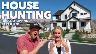 🏡 SHOPPING FOR A NEW HOUSE | HOUSE HUNTING FOR OUR FIRST HOME | HUSBAND AND WIFE NEW HOUSE SHOPPING