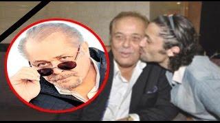 عزاء الفنان محمود عبدالعزيز رحمه الله -Consolation artist Mahmoud Abdel Aziz Allah's mercy