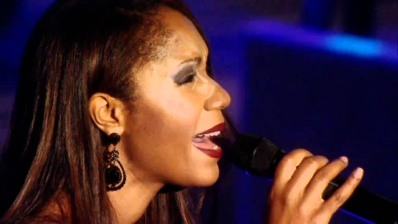 Aisha morris stevie wonder i m gonna laugh you right out of my