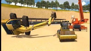 Construction Toys For Kids Road Roller Excavator Dump Truck Toys for Children