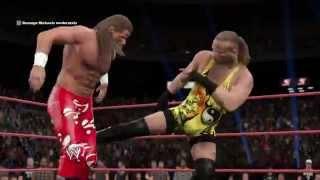 NEXT-GEN Walkthrough: WWE 2K15 2K Showcase Part 5 — Shawn Michaels vs. Rob Van Dam