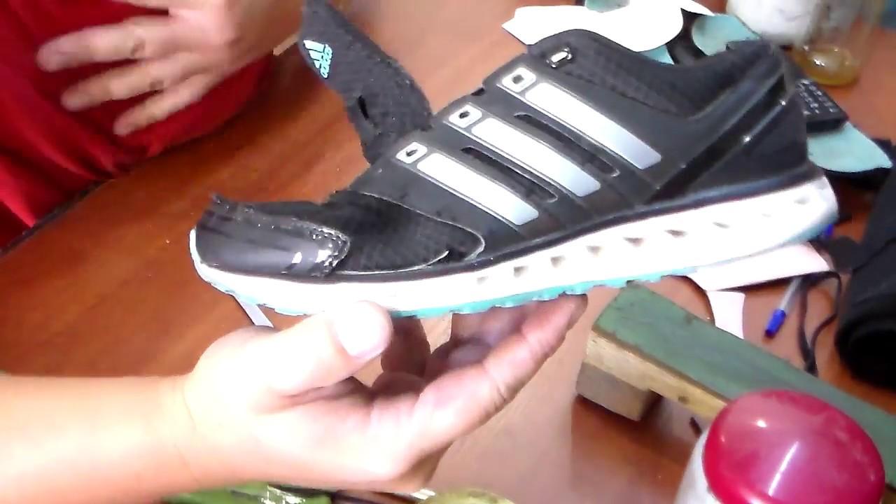 Как заменить стельку в туфлях 21