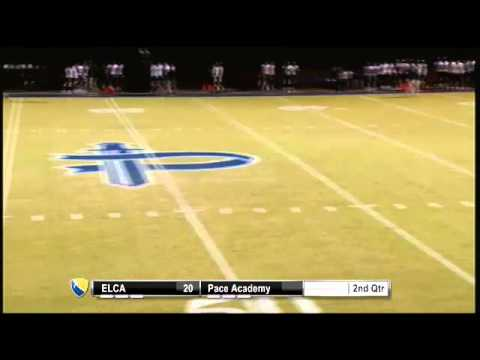 Football- ELCA vs Pace Academy