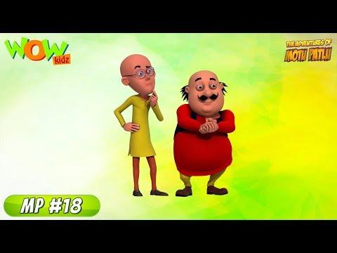 Motu Patlu SUPER FAST videos #18 - As seen on Nickelodeon thumbnail