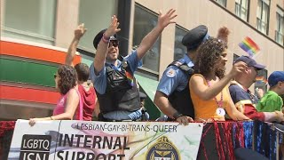 Opponent of police participation reacts to Pride vote