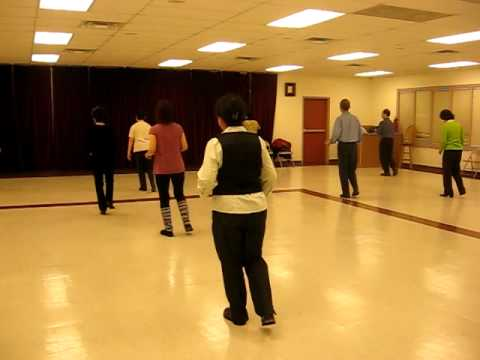 Funky Matador Line Dance