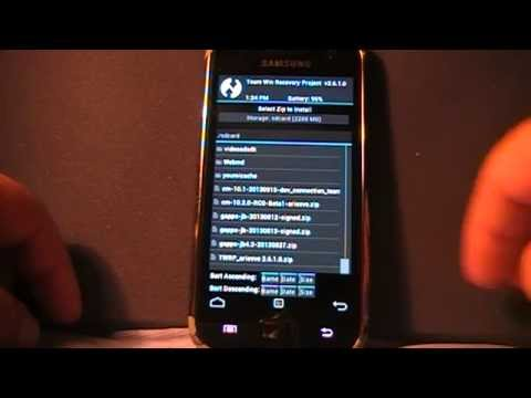 Android 4.2.2 on Samsung Galaxy S Plus [CyanogenMod 10 1]