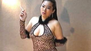 【HD-SEXY SMOKING】 Costume of pussy Cat