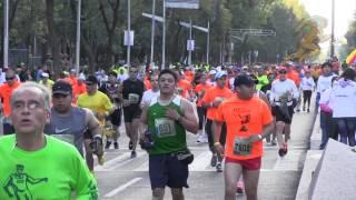 XXX Maratón Internacional de la Ciudad de México 2012