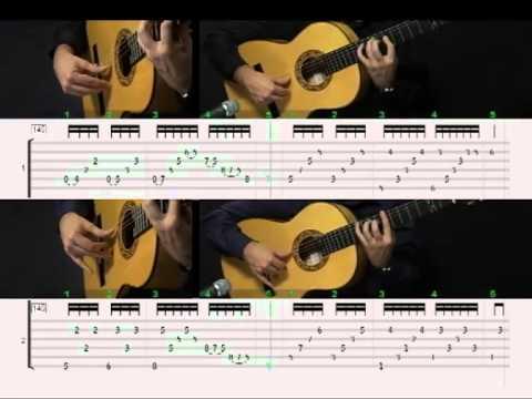 España en dos guitarras. Vol.2. Sabicas y Escudero. DVD/Libro David Leiva. Velocidad lenta
