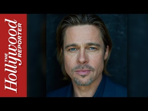Behind the Scenes of our Brad Pitt Cover Shoot
