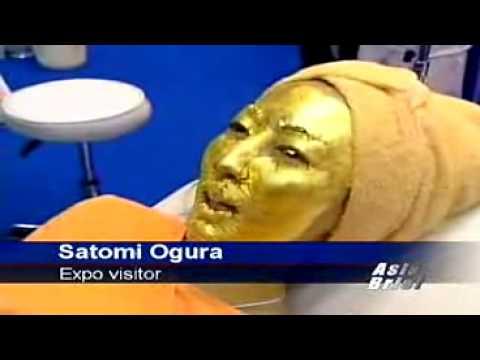 Gold News - 24K Gold Facial