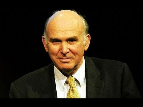 UK's Minister Of Business Vince Cable: Clear Tax Rules Needed In India