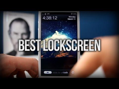 The Best iOS 6 Lockscreen!