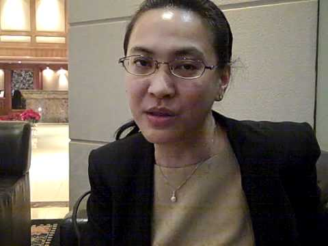 UN Women National Programme Officer, Thailand, Speaks on the Floods 2011