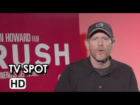 Rush TV SPOT – Ron Howard Intro (2013) – Chris Hemsworth Racing Movie HD
