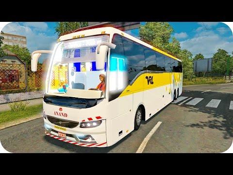 Volvo Bus 2015 ETS2 (Euro Truck Simulator 2)